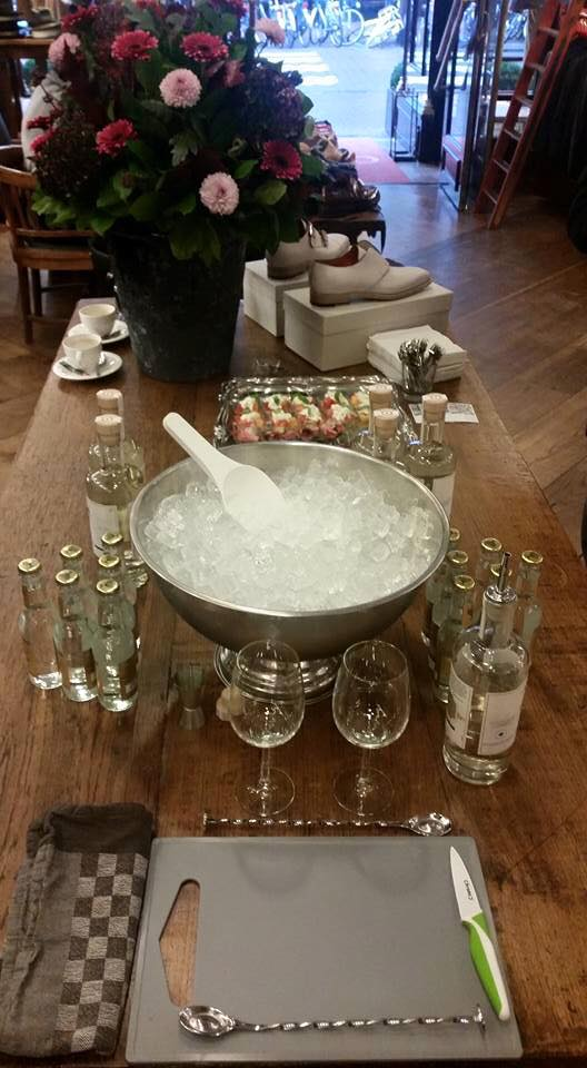 Gin & Tonic Catering Oger