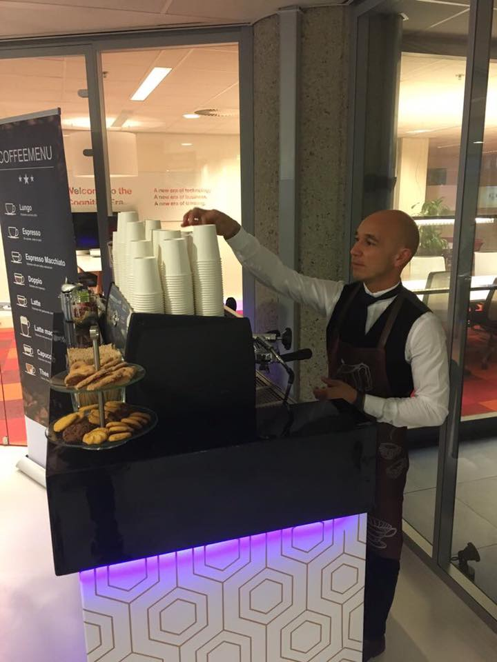 Koffie Catering IBM